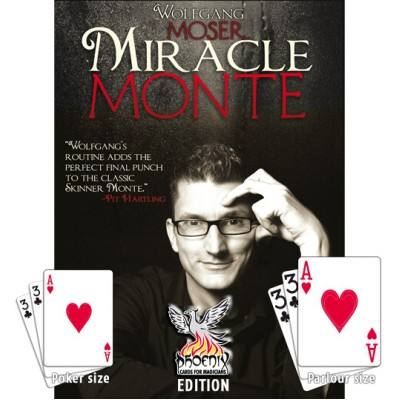 Moser's Miracle Monte by Wolfgang Moser