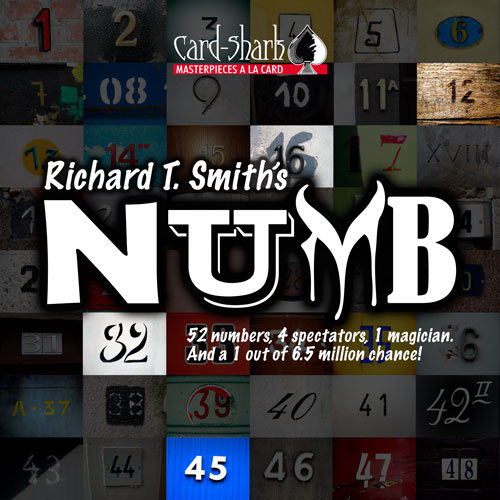 Numb by Richard. T. Smith