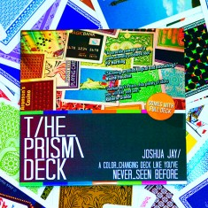 Prism Deck (DVD & Deck) by Joshua Jay