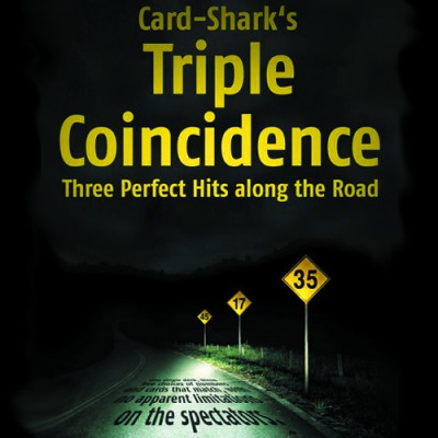 Triple Coincidence - Card Shark