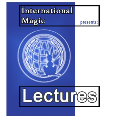 International Magic Lectures