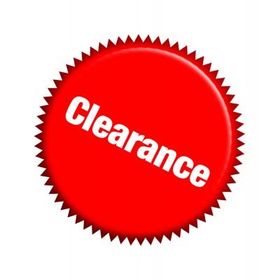 Clearance and Used Magic