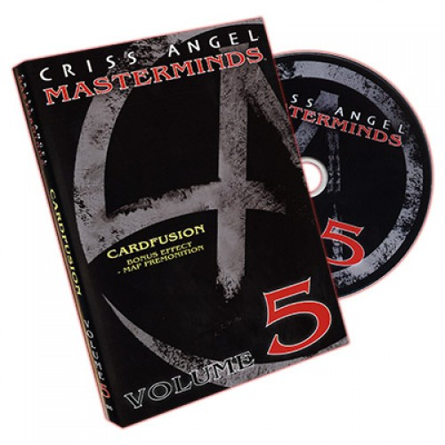 Masterminds Vol 5 by Criss Angel