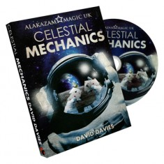 Celestial Mechanics by David Davies and Alakazam Magic