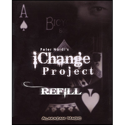 Refill for Peter Nardi's iChange Project by Alakazam  - Red
