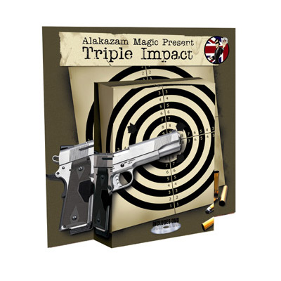 Triple Impact version 2.0 Alakazam