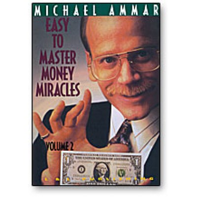 Easy to Master Money Miracles Volume 2 Michael Ammar