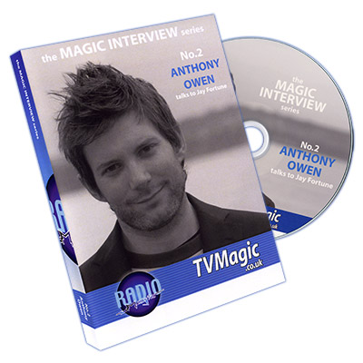 Anthony Owen Talks To Jay Fortune No.2 - The Magic Interview Series