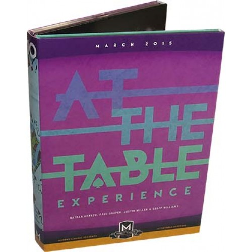 At the Table Live Lecture March 2015 (4 DVD set)