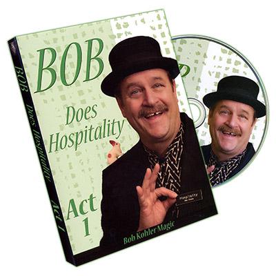 Bob Does Hospitality - Act 1 by Bob Sheets