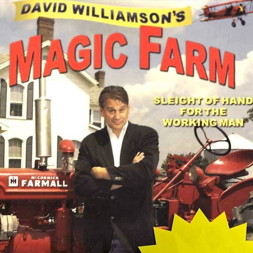 Magic Farm by David Williamson
