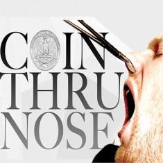 Coin Thru Nose by Tyler Sutter
