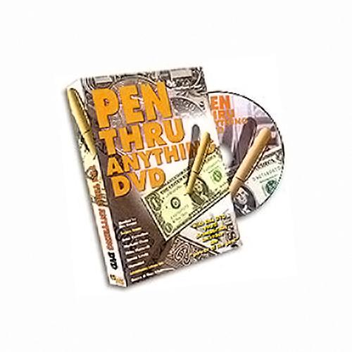 Pen Thru Anything DVD