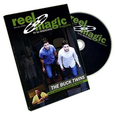 Reel Magic - Episode 15 - Dan & Dave Buck