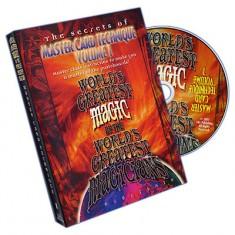 World's Greatest Magic - Master Card Technique Volume 1