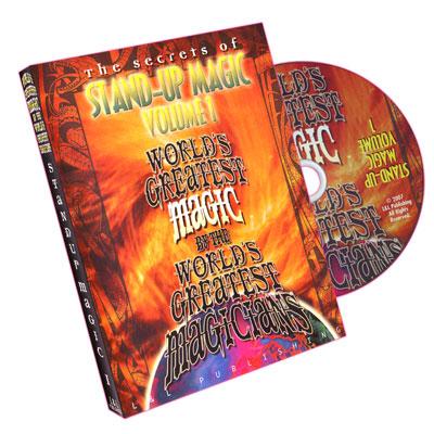 World's Greatest Magic - Stand-Up Magic - Volume 1