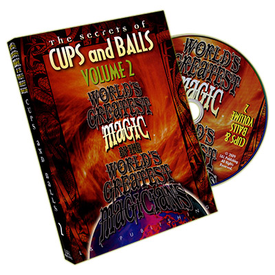 World's Greatest Magic - Cups and Balls Vol. 2
