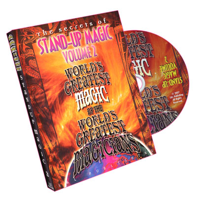World's Greatest Magic - Stand-Up Magic - Volume 2