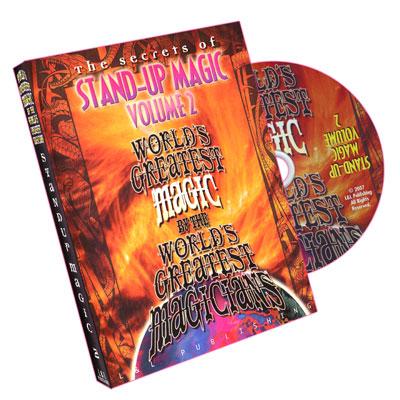 World's Greatest Magic - Stand-Up Magic - Volume 2