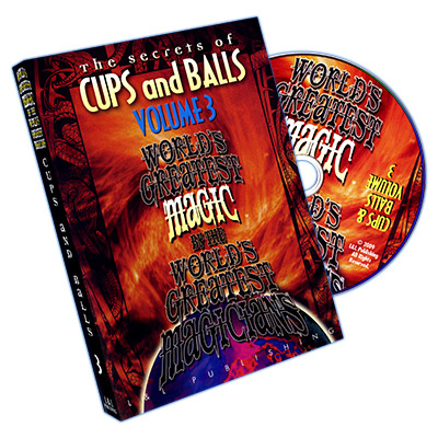 World's Greatest Magic - Cups and Balls Vol. 3
