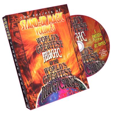 World's Greatest Magic - Stand-Up Magic - Volume 3