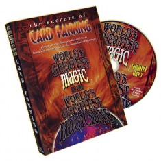 World's Greatest Magic - Card Fanning Magic