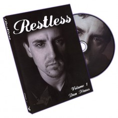 Restless Volume 1 by Dan Hauss and Paper Crane Magic