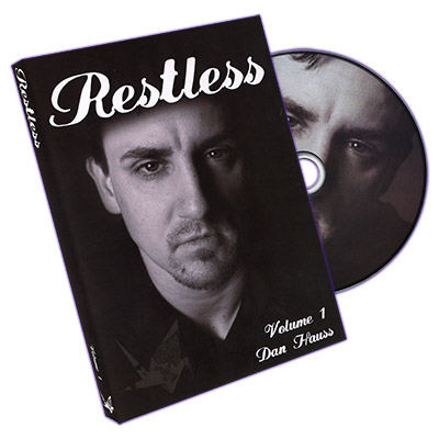 Restless Volume 1 by Dan Hauss and Paper Crane Magic