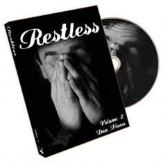 Restless Volume 2 by Dan Hauss and Paper Crane Magic