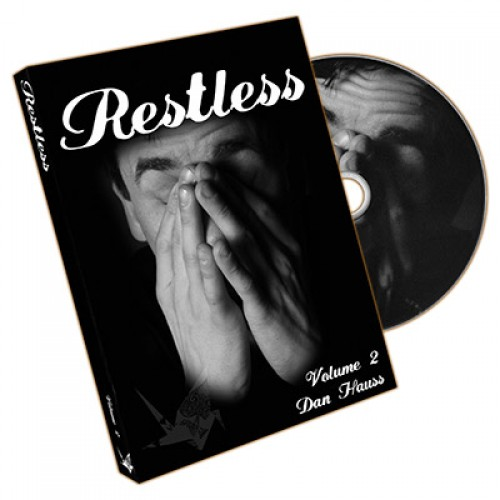 Restless Volume 2 by Dan Hauss and Paper Crane Magic