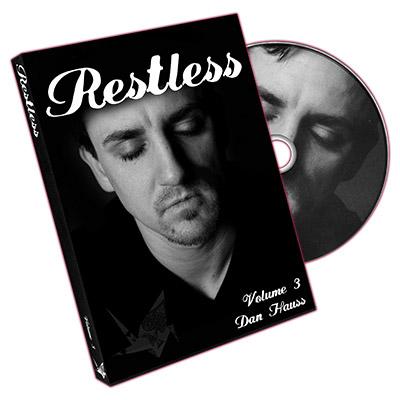 Restless Volume 3 by Dan Hauss and Paper Crane Magic