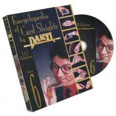 Encyclopedia of Card Sleights by Daryl - Volume 6 DVD