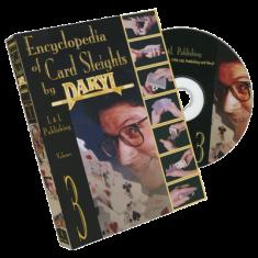 Encyclopaedia of Card Sleights by Daryl - Volume 4 DVD