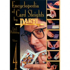 Encyclopedia of Card Sleights by Daryl - Volume 4 DVD