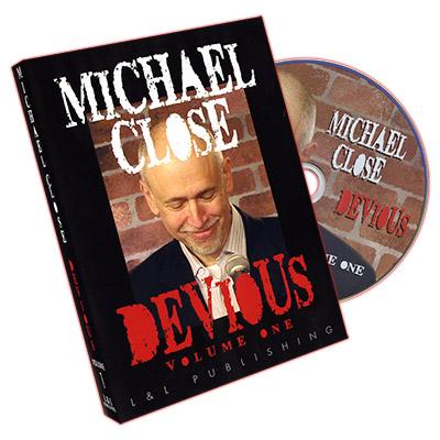 Devious Vol.1 by Michael Close