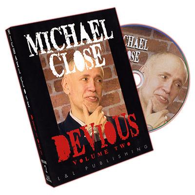 Devious Vol.2 by Michael Close