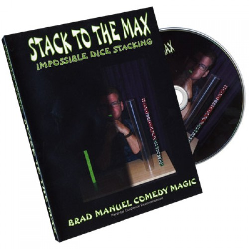 Stack to the Max by Brad Manuel