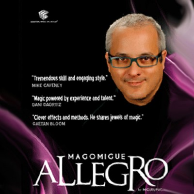 Allegro - Mago Migue - Essential Magic Collection