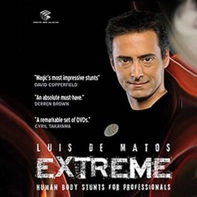 Extreme Human Body Stunts - Luis De Matos - Essential Magic Collection