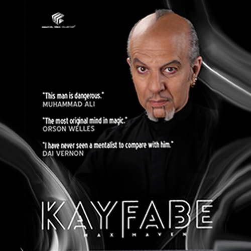 Kayfabe by Max Maven - Essential Magic Collection