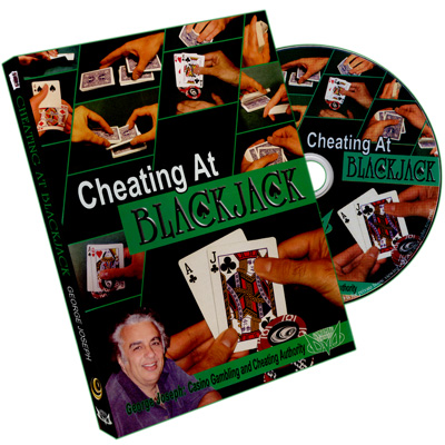 Cheating At Blackjack by George Joseph DVD