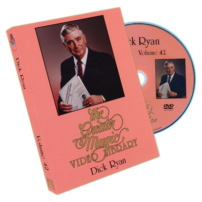 Greater Magic Video Library Volume 42 - Dick Ryan