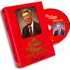 Greater Magic Video Library Volume 28 - Don Alan