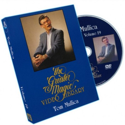 Greater Magic Video Library Volume 19 Tom Mullica