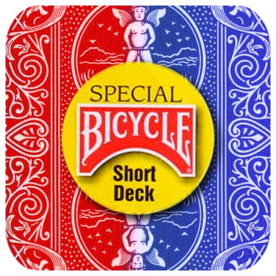Bicycle Short Deck 807 Back