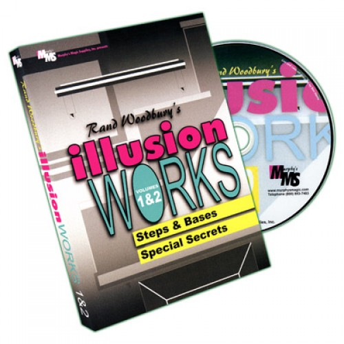 Illusion Works Vol 1 & 2 by Rand Woodbury