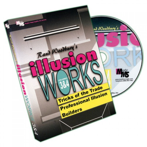 Illusion Works Vol 3 & 4 by Rand Woodbury