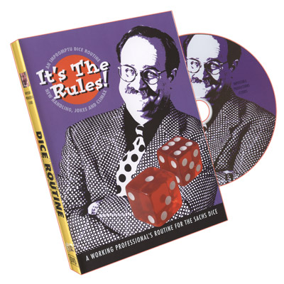It's The Rules ( DICE ROUTINE ) by Bob Sheets