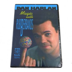 Magic with Rubber Bands Volume 3 by Dan Harlan