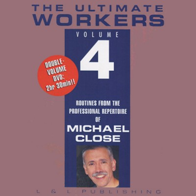 The Ultimate Workers Volume 4 DVD - Michael Close